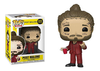 Funko Pop Post Malone #111 Rocks Jugueterialeon