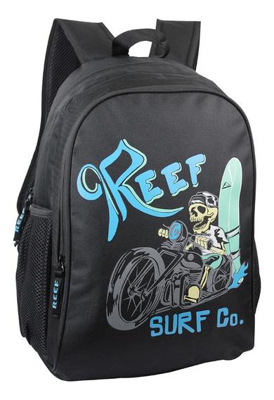 Reef Mochila 17,5 Bordada Y Estampada Hombre Rf61323
