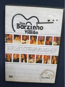 Um Barzinho , Um Violão - Ao Vivo - Dvd Original
