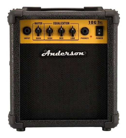 Amplificador De Guitarra Eléctrica Anderson G10