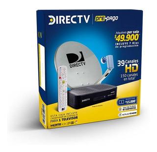 Antena Directv Prepago 46cm (04959)