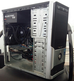Cpu Gamer Intel - Xeon X5460 + Gtx 750 + 8gb + 320gb