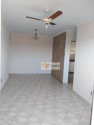 Apartamento Com 2 Dormitórios À Venda, 63 M² Por R$ 260.000 - Jardim Paulicéia - Campinas/sp - Ap5459