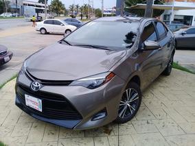 Toyota Corolla Le At 2017