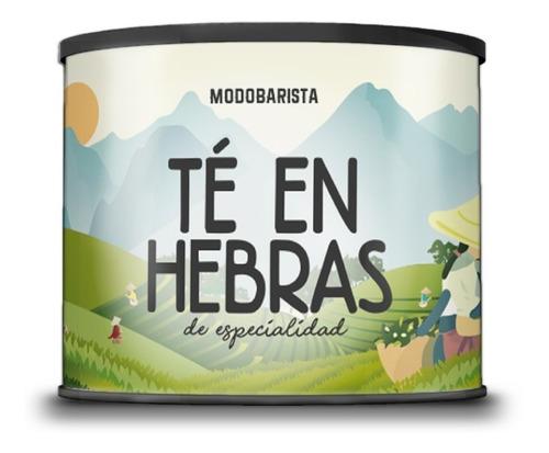 Imagen 1 de 1 de Te En Hebras Verde Modo Barista 50 Gr