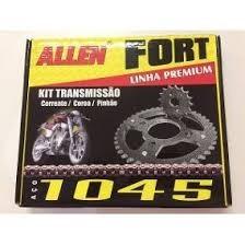 Kit Relação Xt 660r - Aço 1045 45tx15t 520hx110l Allen