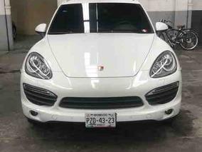 Porsche Cayenne 4.8 V8 Tiptronic S At Blindada Blindaje N3