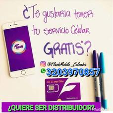 Telefonia Flash Mobile Colombia Busca Mas Socios