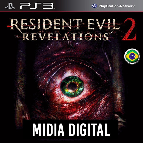 Ps3 - Resident Evil Revelations 2 Temporada Completa