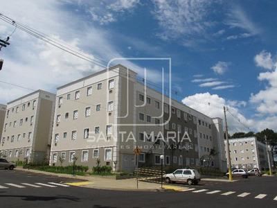 Apartamento (tipo - Padrao) 2 Dormitórios, Cozinha Planejada, Portaria 24 Horas, Lazer, Espaço Gourmet, Salão De Jogos, Em Condomínio Fechado - 61427ve