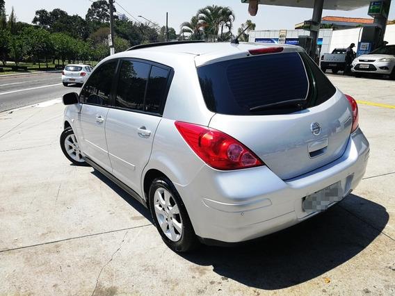 Nissan Tiida 1.8 Sl Aut. 5p 2008
