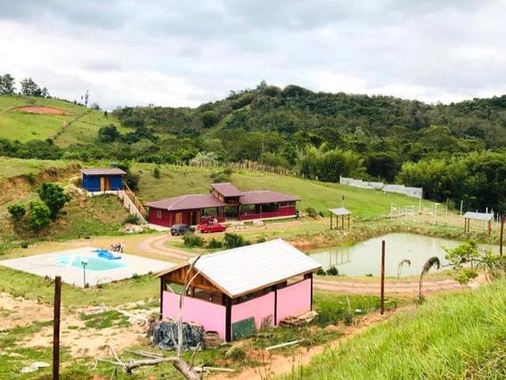 S-4230 Sítio A 05 Minutos Do Centro De Guararema - Sp - 2533