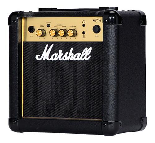 Imagen 1 de 4 de Amplificador Marshall De Guitarra Eléctrica 10w