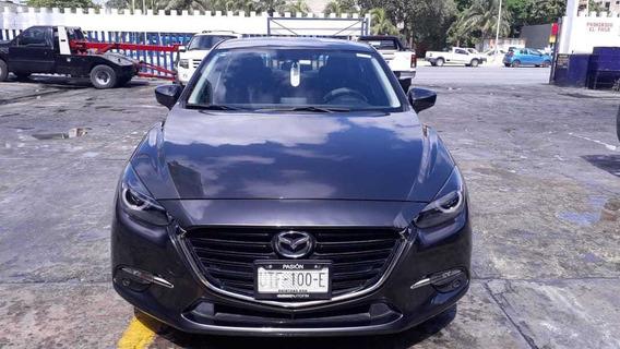 Mazda 3 Gt, Sedan, Piel, Ac, Mapas, Audio Bosé, Cám. Reversa