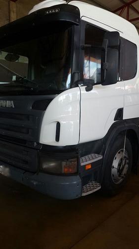 Scania P 340 - 6x2 - Mod 2007