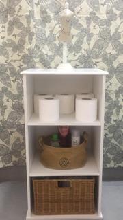 Mueble Organizador Baño/cocina/living, Laqueado