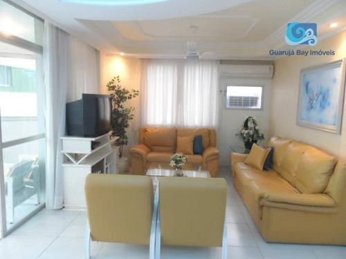 Imagem 1 de 27 de Apartamento À Venda - Praia Das Astúrias, Guarujá. - Ap4479