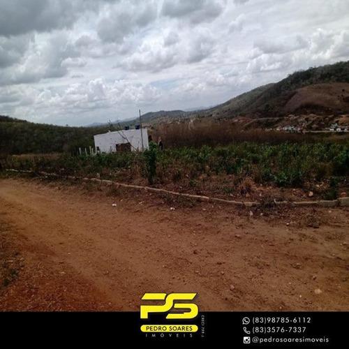Imagem 1 de 6 de (oportunidade)  Terreno À Venda, 1000 M² Por R$ 25.000 - Alagoinha - Alagoinha/pb - Te0274