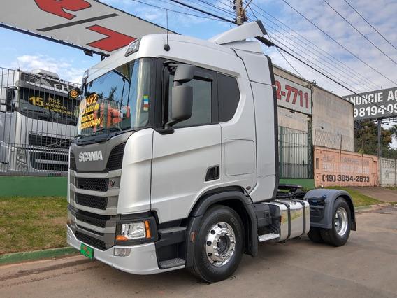 Scania R 450 4x2 2019 Teto Alto R 510 R450 Fh 540 Fh 460