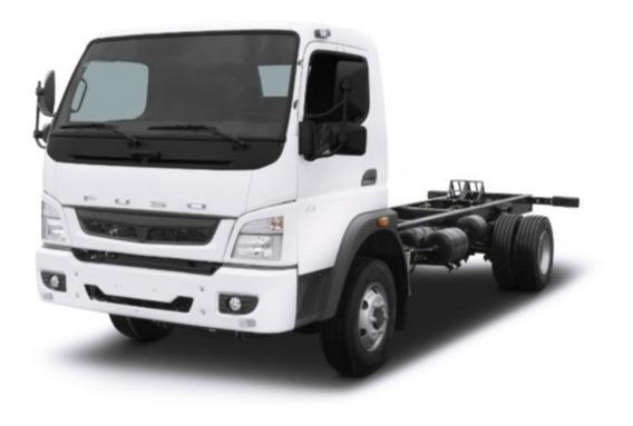 Nuevo Camion Fuso Fa 9.6 Pbv, Chasis Modelo 2021