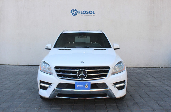 Mercedes Benz Ml500 V8 Turbo 2014