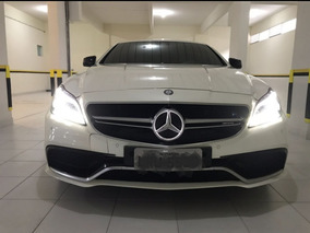Mercedes-benz Classe Cls 5.5 Amg 4matic 4p 2015