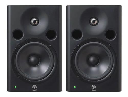 Monitores Activos Yamaha Msp7 Studio El Par Nuevo Cuotas