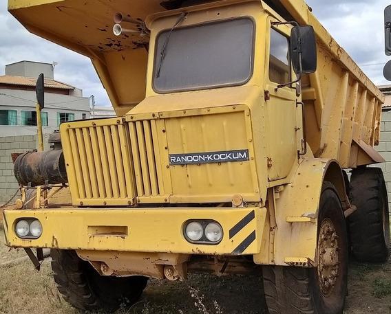 Caminhão Randon Rk425 - 1987