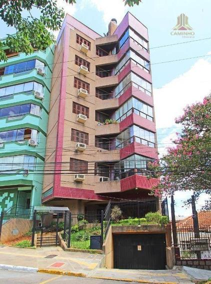 Vendo Apartamento De Dois Dormitórios, Com Suíte, Garagem E Sacada Com Churrasqueira Em Canoas Rs. Vista Para O Shopping Canoas. - Ap3988