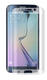 Vidrio Templado Samsung S7 Edge Curvo Pantalla Completa