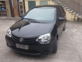 Toyota Etios 1.5 16v X 4p 2015