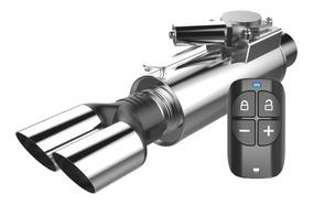 Abafador Eletrônico Com Ponteira Dupla - Bmw 320i