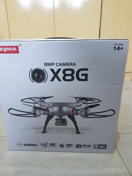 Drone Syma X8g 2.4ghz Com Câmera