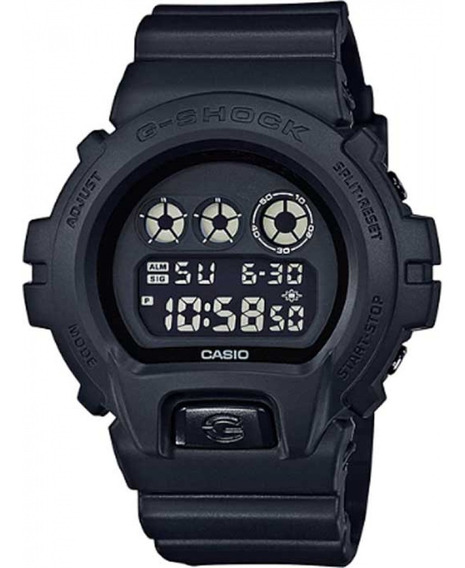 Relógio G-shock Dw-6900bb-1adr 100% Original