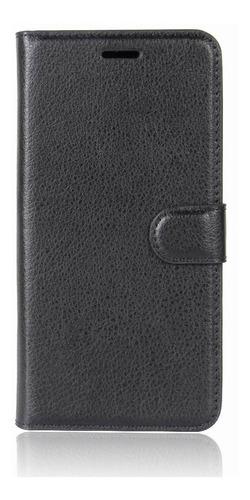 Estuche Flip Cover Samsung Galaxy S9 Color Negro