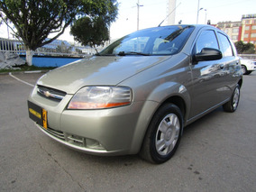 Chevrolet Aveo Five Mt 1400cc 5p Aa 1ab