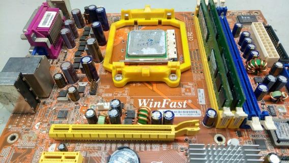 Placa M U00e3e Foxconn N15235