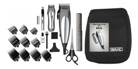 Wahl Kit Aparador Cabelo E Pelos Deluxe Groom Pro 220v