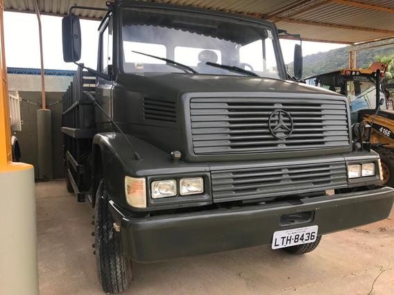 Mercedes-benz 1418 Militar 4x4