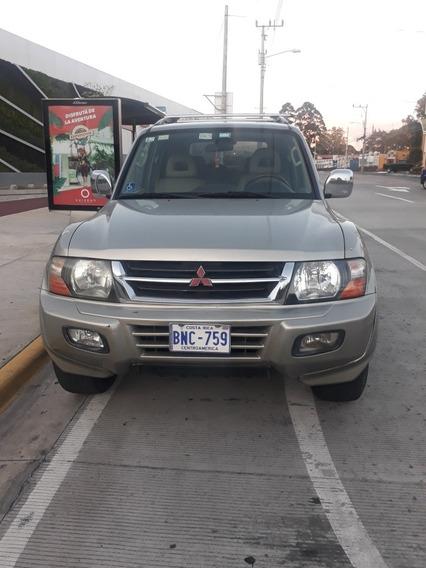 Mitsubishi Montero Limeted