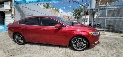 Imagen 1 de 12 de Ford Fusion 2017 2.0 Se Luxury Plus At