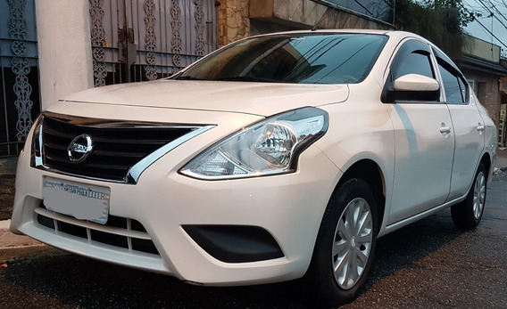 Nissan Versa 1.6 16v S 4p - Único Dono