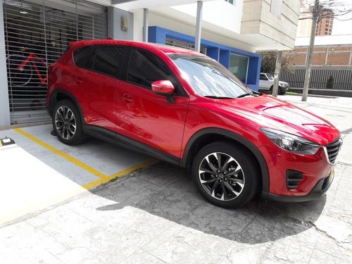 Mazda Cx5 Grand Touring Lx. Rojo Místico. Modelo 2017