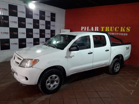 Toyota Hilux 4x4 Cabina Doble