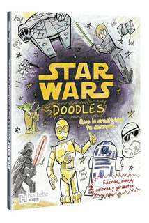Doodles Disney Star Wars® Que La Creatividad Te Acompañe