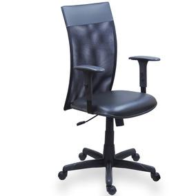 Cadeira Escritório Presidente Tela Com Relax Ultra