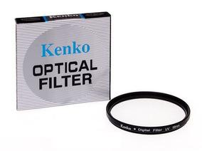 Filtro Protetor Lente Uv 58mm Canon Nikon Sony Só Hoje