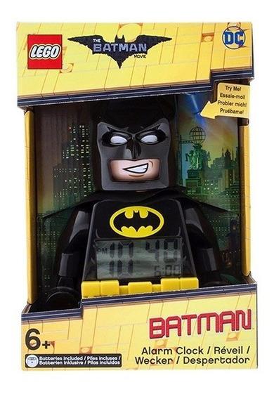 Reloj Lego Despertador Digital The Batman Movie Dc Comics