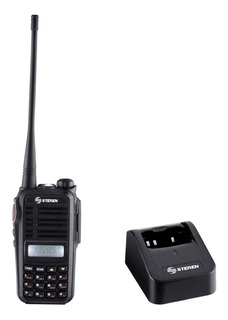 Radio Intercomunicador Profesional Con Teclado Y 3 Watts