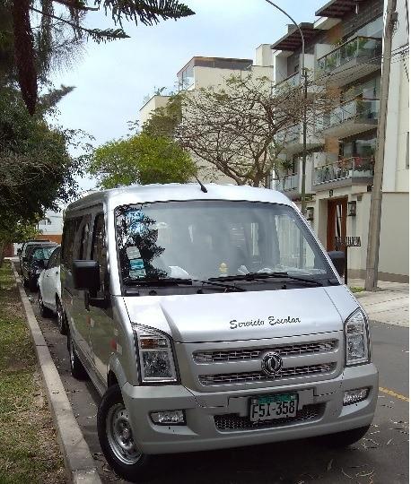 Vendo Minivan Dfsk, Modelo C37 De 11 Pasajeros, Unica Dueña.